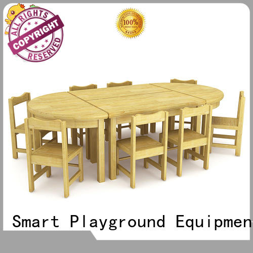 baby durable childrens table childrens Smart Kids Playgrounds company