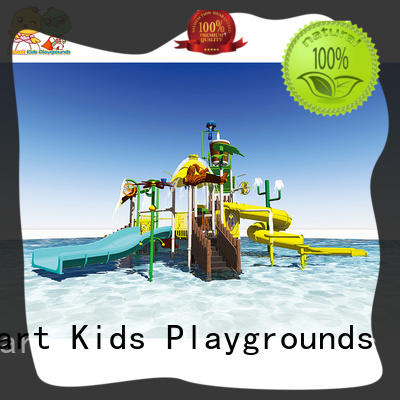 outdoor commercial inflatable water slides skp1811023 for plaza Smart Kids Playgrounds