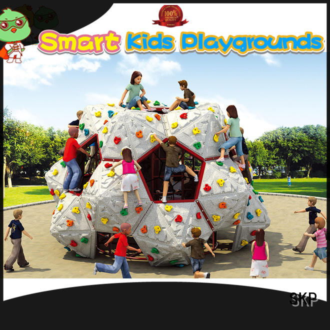 SKP wall climbing wall exercise for park