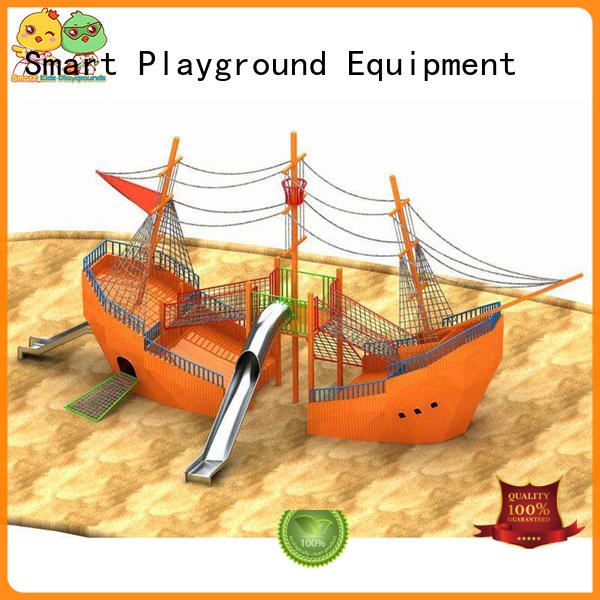 house play boys slides Smart Kids Playgrounds manufacture