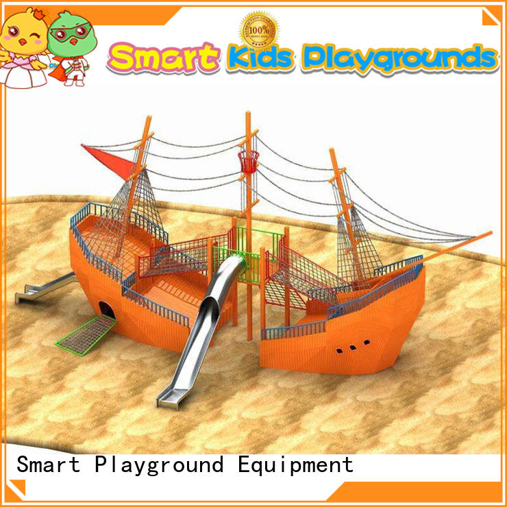 Smart Kids Playgrounds Brand amusement prices play boys slides price
