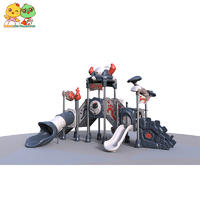 Best prices metal outdoor playground systems for sale SKP-1810271