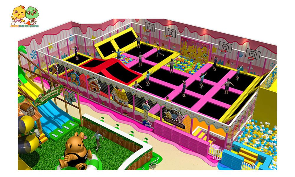 SKP children indoor jungle gym puzzle game for indoor-1