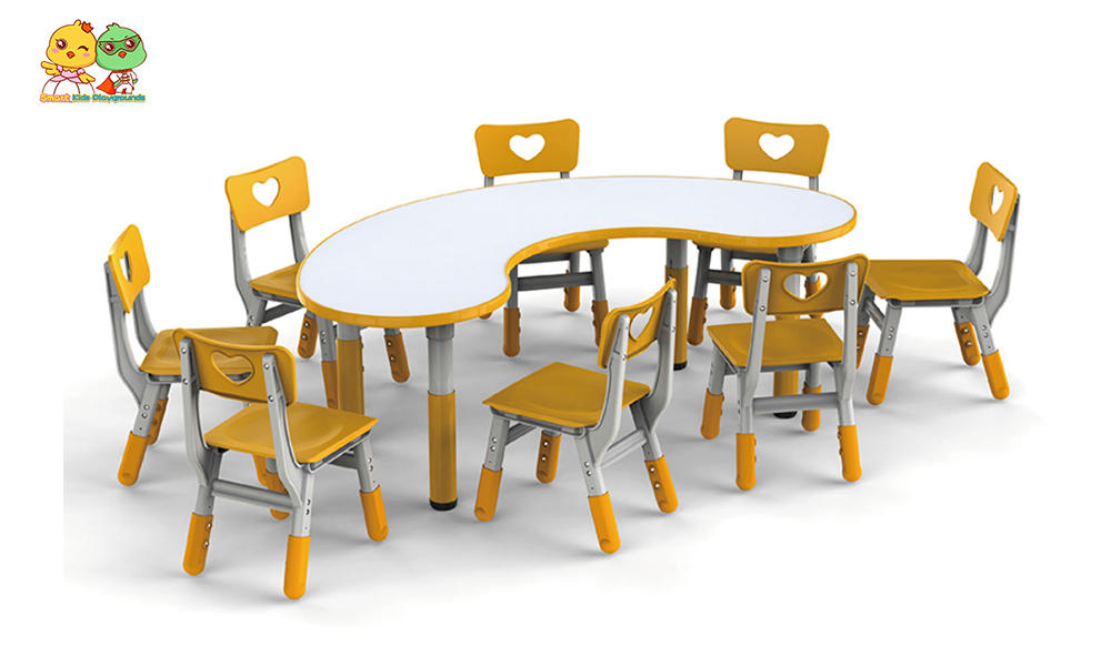 childrens table & chairs popular for kindergarten Smart Kids Playgrounds