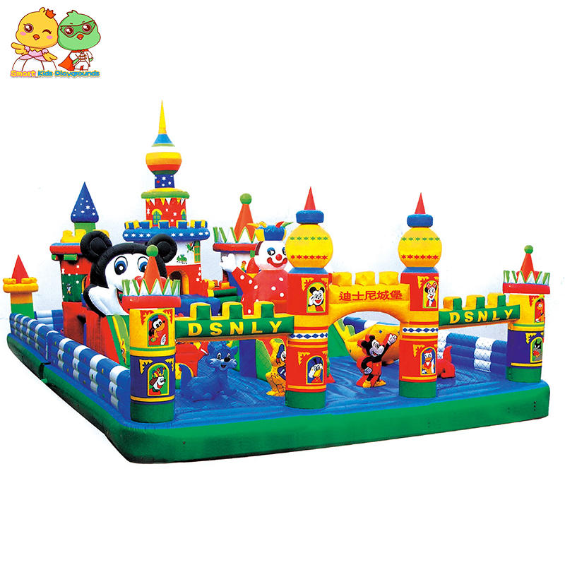 Bounce Castle Inflatable Toy Playground for children SKP-1811021