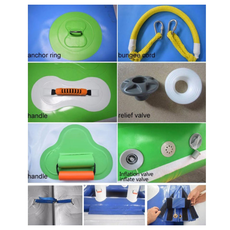SKP inflatable toys promotion for amusement park-3