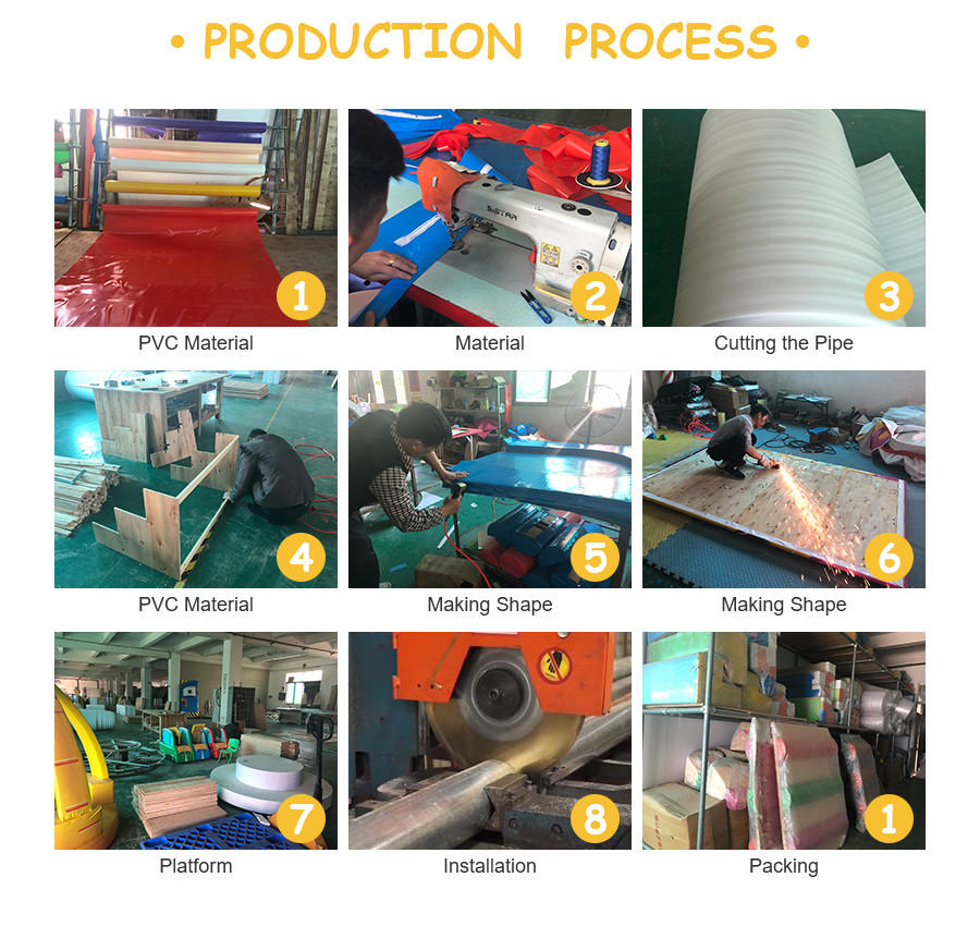 colorful water slides slide factory price for playground