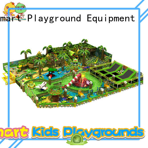 SKP best jungle gym playground theme for play house