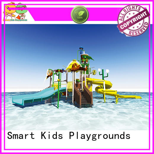 Quality Smart Kids Playgrounds Brand sale outdoor water park equipment