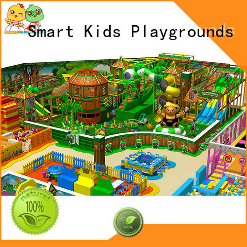 Smart Kids Playgrounds Brand play facilities plastic jungle gym