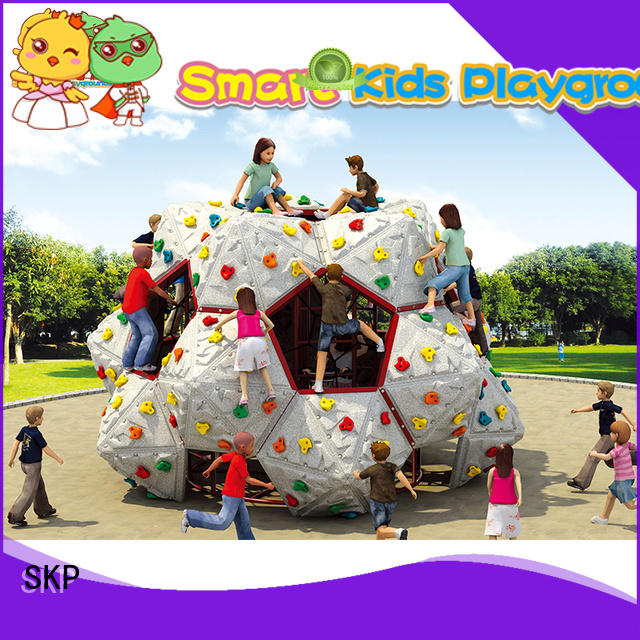 SKP outdoor climbing equipment for public places