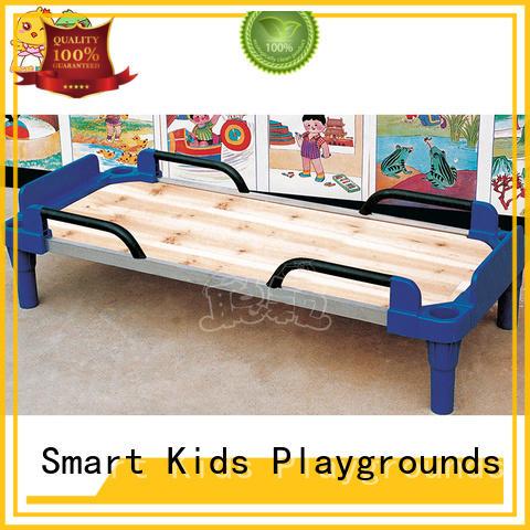 wooden childrens school desk special design for Kids care center