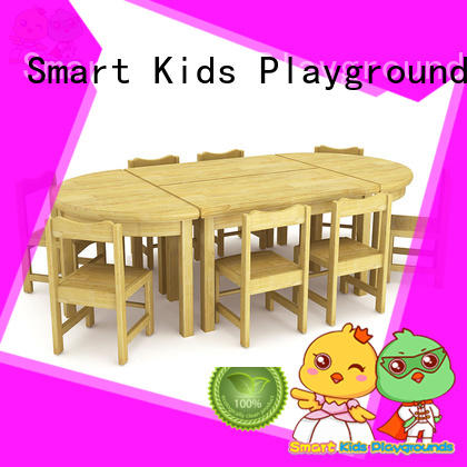 Smart Kids Playgrounds security kids table set play for Classroom