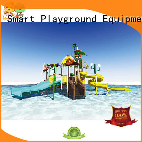 security water park playground skp1811023 simple assembly for amusement park
