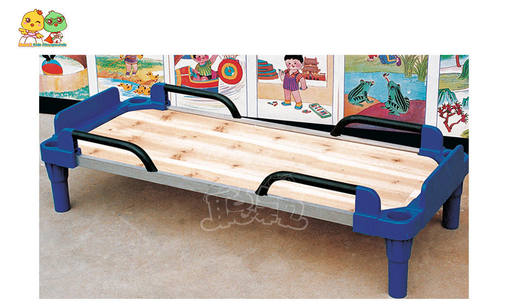 SKP popular childrens wooden table and chairs supplier for nursery-1