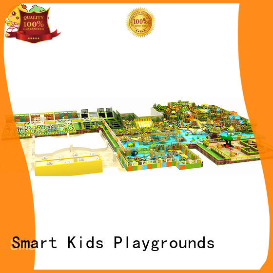 plastic jungle gym facilities play Smart Kids Playgrounds Brand