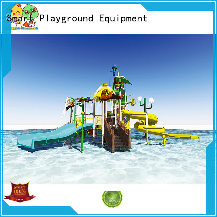 Smart Kids Playgrounds security kids water slide sale for playground