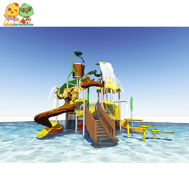 skp1811022 giant water slide children for amusement park SKP-1