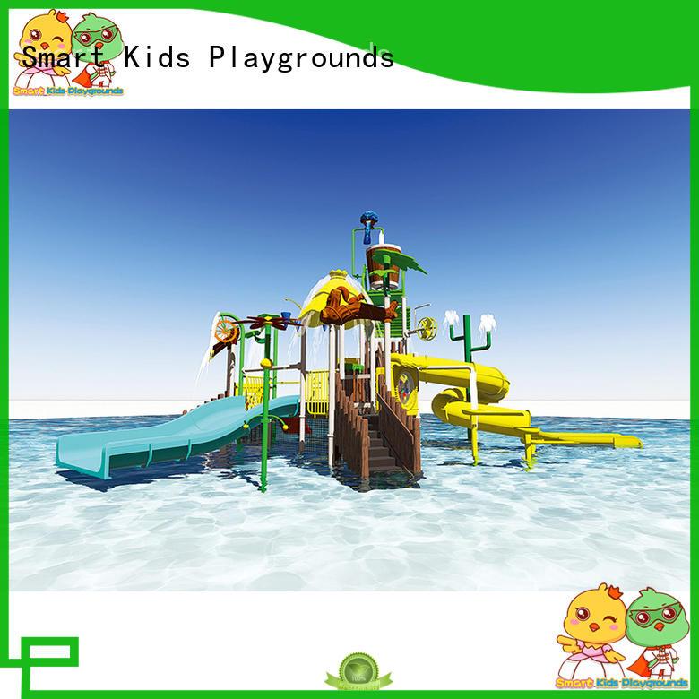 amazing play children Smart Kids Playgrounds Brand blow up water slide factory
