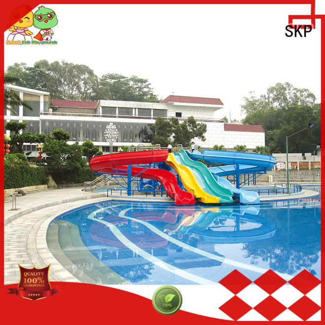 durable kids water slide factory price for plaza