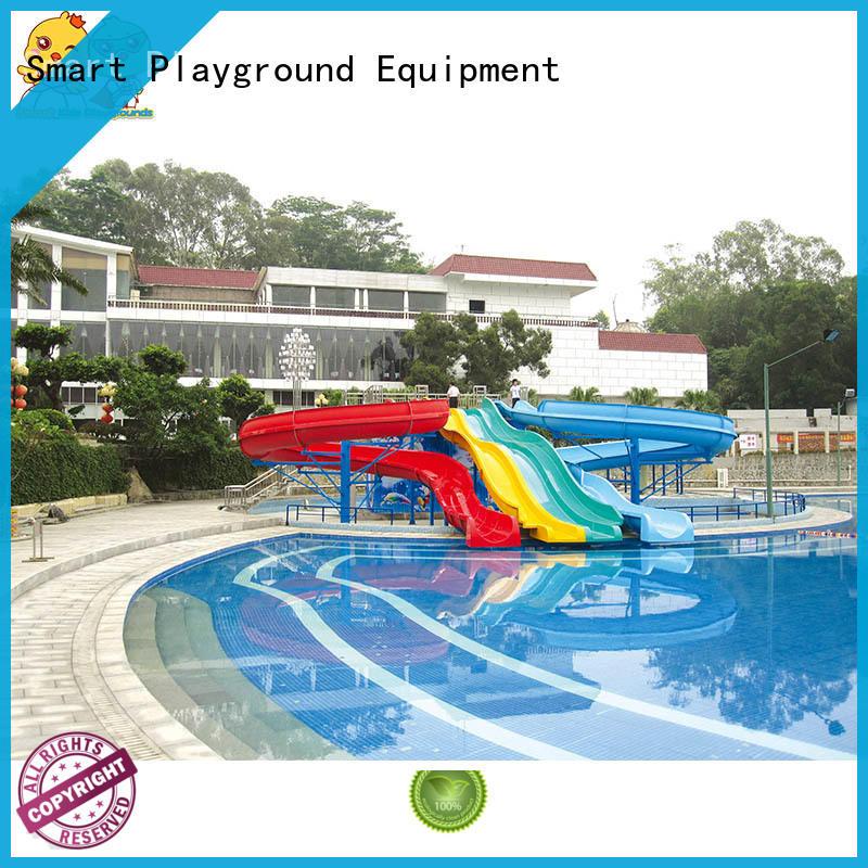 blow up water slide items water park equipment Smart Kids Playgrounds Brand
