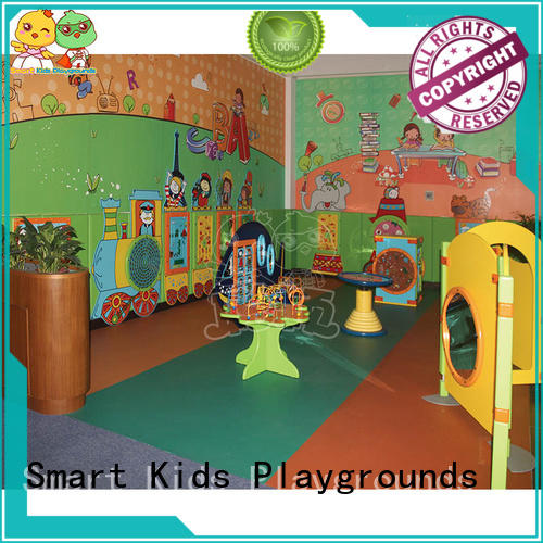 Smart Kids Playgrounds modern wooden toys for kids quality forPre-schools