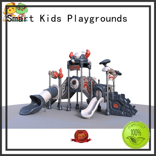 Smart Kids Playgrounds safe boys slides directly sale for residential area