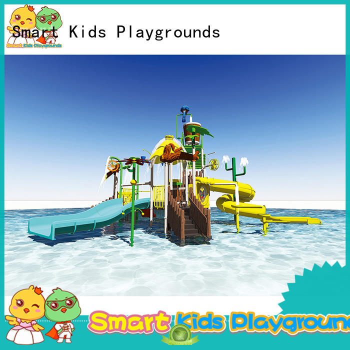 Smart Kids Playgrounds park water park playground promotion for amusement park