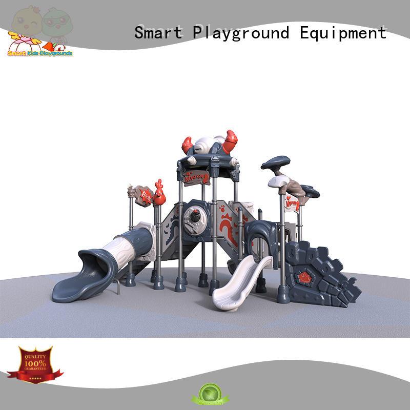 Smart Kids Playgrounds Brand sale boys slides price supplier