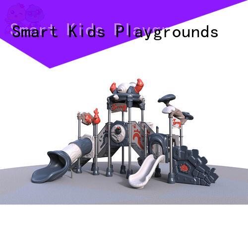 Smart Kids Playgrounds stable garden slide amusement for Amusement park