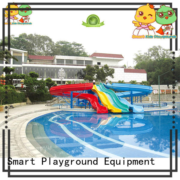 SKP colorful park water slides promotion for playground
