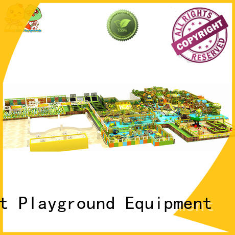 durable jungle gym playground happy factory price for Kindergarden