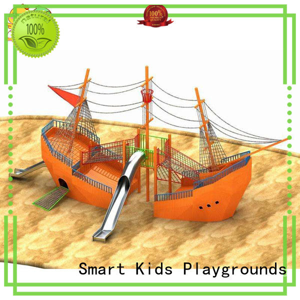 kids slide amusement for residential area Smart Kids Playgrounds
