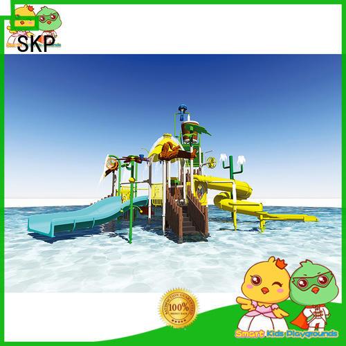 SKP popular giant water slide water for play centre