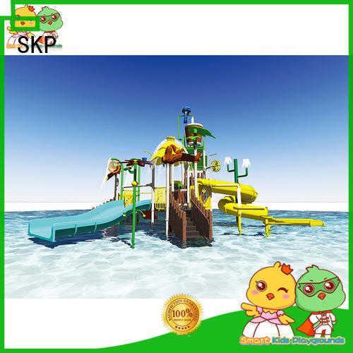 SKP popular giant water slide water for play centre
