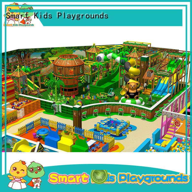 Smart Kids Playgrounds Brand play sale kids custom plastic jungle gym