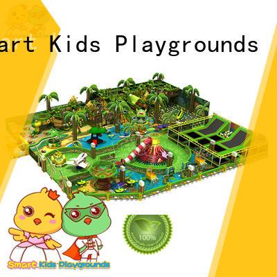 children indoor Smart Kids Playgrounds Brand jungle theme playground