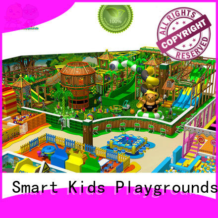 kids activities plastic jungle gym children Smart Kids Playgrounds company