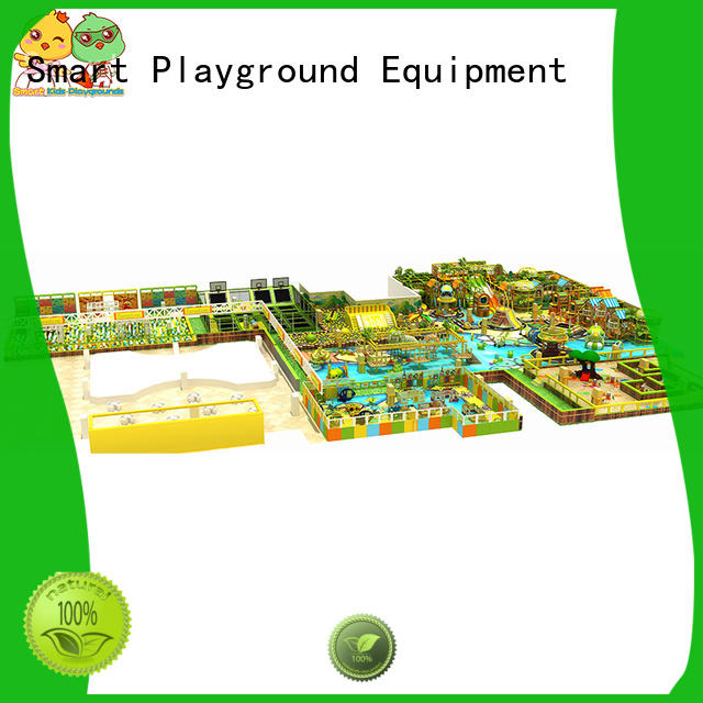 SKP playground jungle theme playground directly price for playground