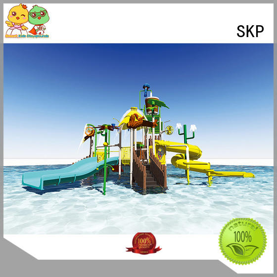 SKP popular water park playground simple assembly for play centre