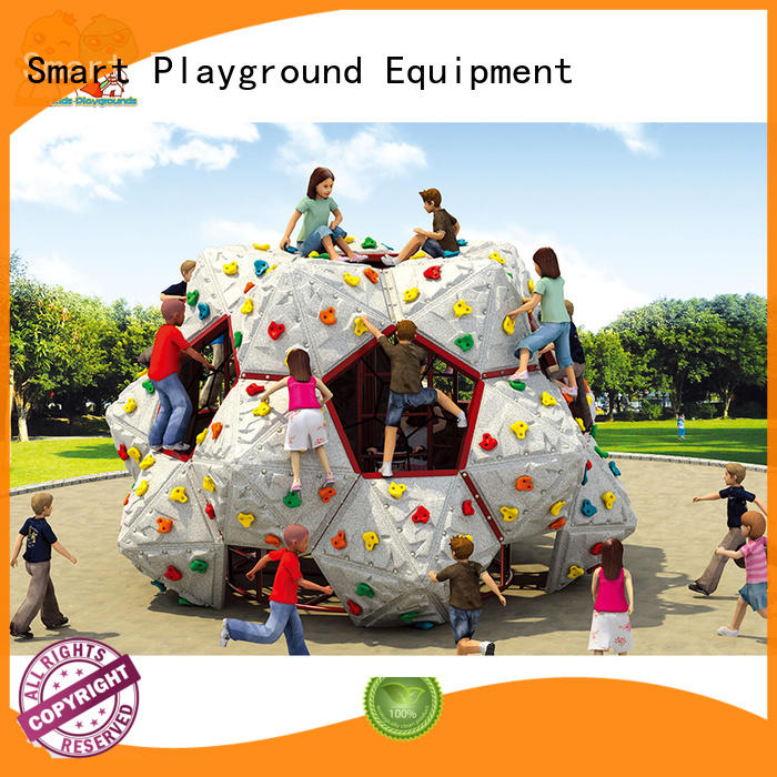 climbing equipment for public places Smart Kids Playgrounds