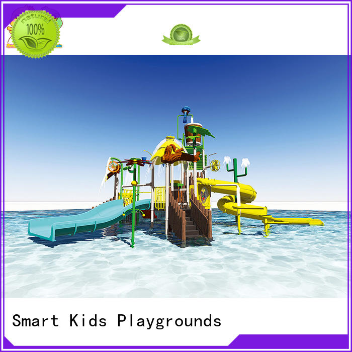 blow up water slide play aqua water park equipment manufacture