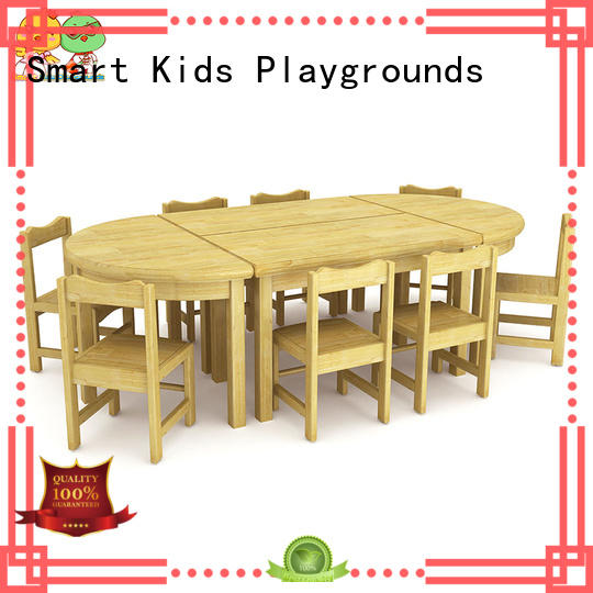 Quality Smart Kids Playgrounds Brand childrens table ce play