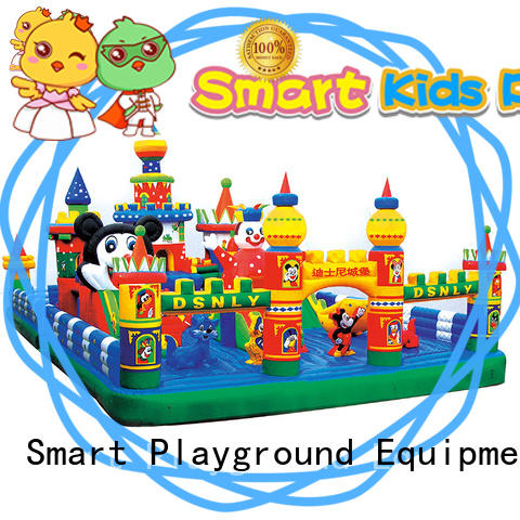 bounce inflatable toys puzzle game for play area SKP