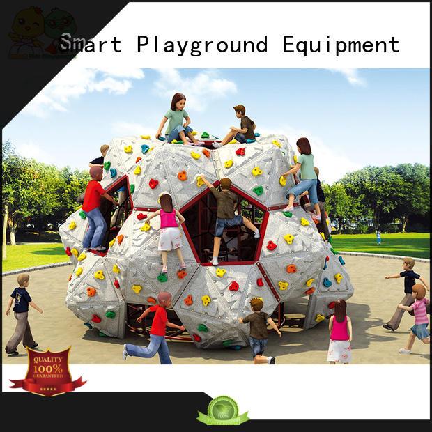Smart Kids Playgrounds Brand park climbing equipment galvanize-plated factory
