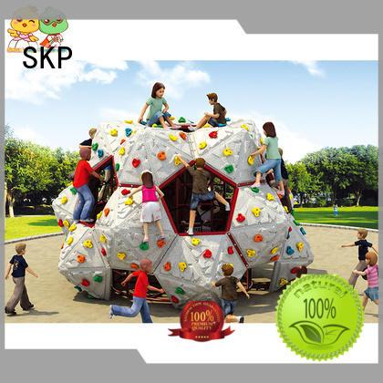SKP park climbing equipment manufacturer for fairground