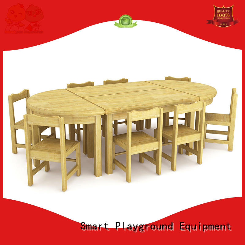 security childrens wooden table and chairs promotion for Classroom