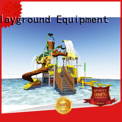 outdoor sale water park equipment play Smart Kids Playgrounds company