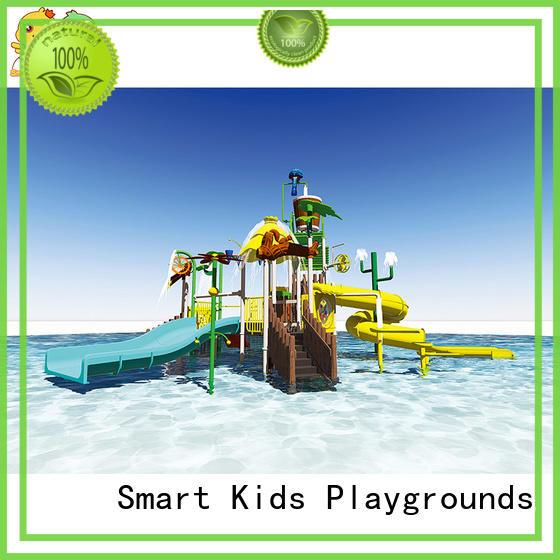 children Custom slide sale water park equipment Smart Kids Playgrounds aqua