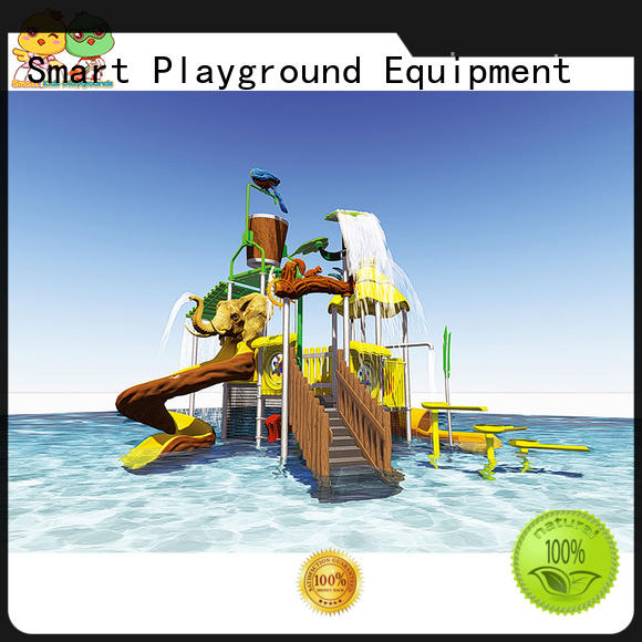SKP popular water park equipment promotion for playground